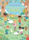 National Trust: Getting Ready for Spring, A Sticker Storybook - Book