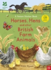 National Trust: Horses, Hens and Other British Farm Animals - Book