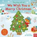 Sing Along With Me! We Wish You a Merry Christmas - Book