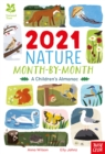 National Trust: 2021 Nature Month-By-Month: A Children's Almanac - Book