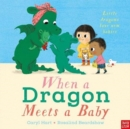 When a Dragon Meets a Baby - Book