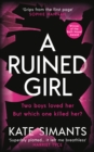 A Ruined Girl - Book