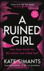 A Ruined Girl : Winner of the Bath Novel Award - Book