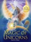 The Magic of Unicorns Oracle Cards : A 44-Card Deck and Guidebook - Book