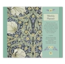 William Morris - Pimpernel Weekly Planner - Book
