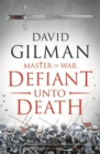 Defiant Unto Death - Book