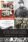 China's Revolutions in the Modern World : A Brief Interpretive History - Book