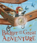 Badger and the Great Adventure - Book