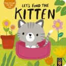 Let's Find the Kitten - Book