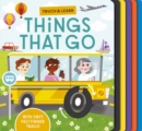 Touch and Learn Things That Go - Book
