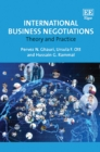 International Business Negotiations - eBook