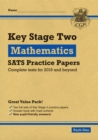 KS2 Maths SATS Practice Papers: Pack 1 (for the 2021 tests) - Book