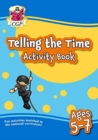 New Telling the Time Activity Book for Ages 5-7 - Book