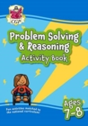 New Problem Solving & Reasoning Maths Activity Book for Ages 7-8: perfect for home learning - Book