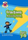 New Fractions Maths Activity Book for Ages 7-8: perfect for home learning - Book