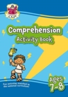 New English Comprehension Activity Book for Ages 7-8: perfect for home learning - Book
