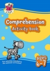 New English Comprehension Activity Book for Ages 6-7: perfect for home learning - Book