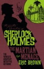 The Further Adventures of Sherlock Holmes - The Martian Menace - Book