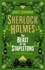 Sherlock Holmes and the Beast of the Stapletons - Book