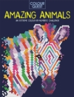 Colour Quest: Amazing Animals : An Extreme Colour by Numbers Challenge - Book