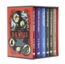 The H. G. Wells Collection : Deluxe 6-Volume Box Set Edition - Book