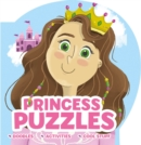 Princess Puzzles : Doodles . Activities . Cool Stuff - Book