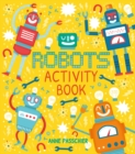 Robots Activity Book - Book