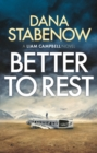 Better to Rest - Book