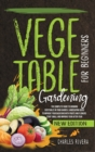 Vegetable Gardening for Beginners - Book