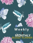 Budget Planner Weekly and Monthly : Budget Planner for Bookkeeper Easy to use Budget Journal (Easy Money Management): Weekly and Monthly: Budget Planner for Bookkeeper Easy to use Budget Journal (Easy - Book