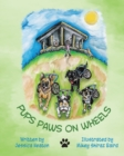 Pups Paws On Wheels - Book