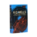 World Classics Library: H. G. Wells : The War of the Worlds, The Invisible Man, The First Men in the Moon, The Time Machine - Book