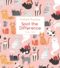 Pattern Puzzles: Spot the Difference - Book
