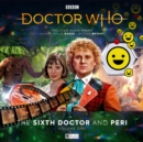 Doctor Who The Sixth Doctor Adventures: The Sixth Doctor and Peri - Volume 1 - Book