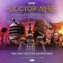 The First Doctor Adventures Volume 4 - Book