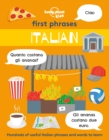 First Phrases - Italian - Book