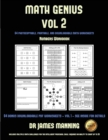 Numbers Workbook (Math Genius Vol 2) : This Book Is Designed for Preschool Teachers to Challenge More Able Preschool Students: Fully Copyable, Printable, and Downloadable - Book