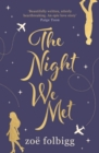 The Night We Met - Book