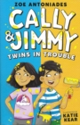 Cally and Jimmy : Twins in Trouble - Book