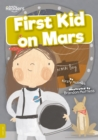 First Kid on Mars - Book