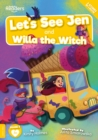 Let's See Jen And Willa The Witch - Book