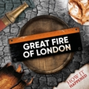 The Great Fire of London - Book