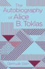 The Autobiography of Alice B. Toklas - Book