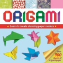 Origami : Learn Basic Folds To Create Stunning Paper Models - Book