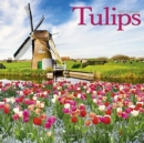 Tulips 2021 Wall Calendar - Book