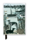 Angela Harding: Harbour Whippets (Foiled Journal) - Book