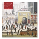 Adult Jigsaw Puzzle L.S. Lowry: Coming from the Mill (500 pieces) : 500-piece Jigsaw Puzzles - Book