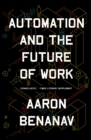 Automation and the Future of Work - eBook