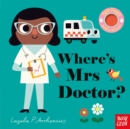 Where's Mrs Doctor? - Book