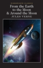 From the Earth to the Moon / Around the Moon - Book